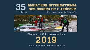 35ème Marathon Internationale des Gorges de l'Ardèche