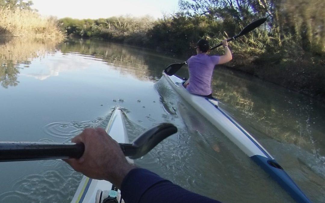 Stage de reprise du volume en kayak – Février 2020 – Jerez (Espagne)